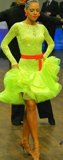 Латина Юниоры 1 Платье Купить