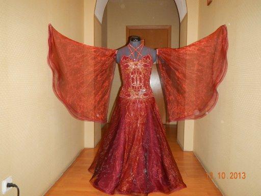 Платье стандарт для ю 2